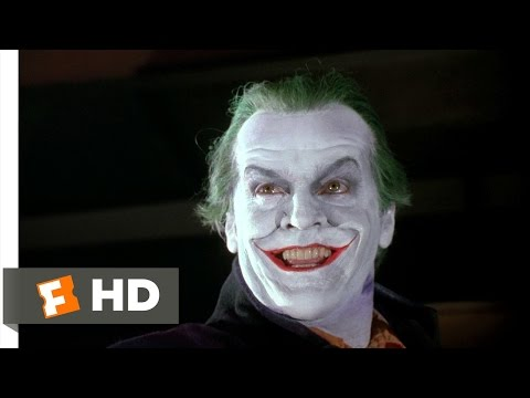 Batman (1 5) Movie Clip - You Can Call Me Joker (1989) Hd video