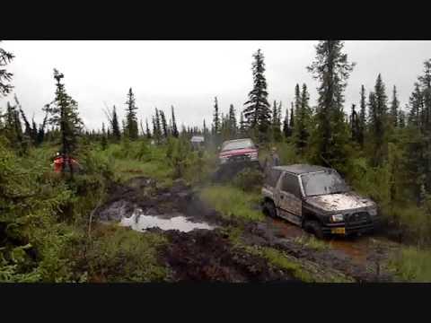 Middle Fork Trail Alaska With Delta L S July 2010