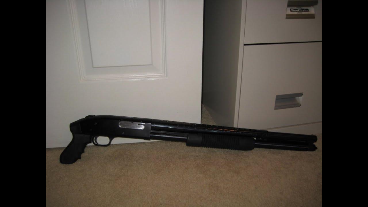 Defender Shotgun Pistol Grip Pistol Grip Shotgun Review
