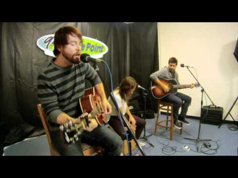 David Cook Performs 'Fade Into Me' on 94.3 The Point's Sound Stage