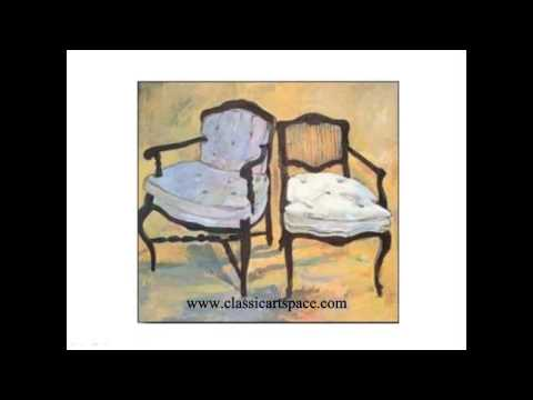 Home Decorating Ideas-Handmade Oil Paintings