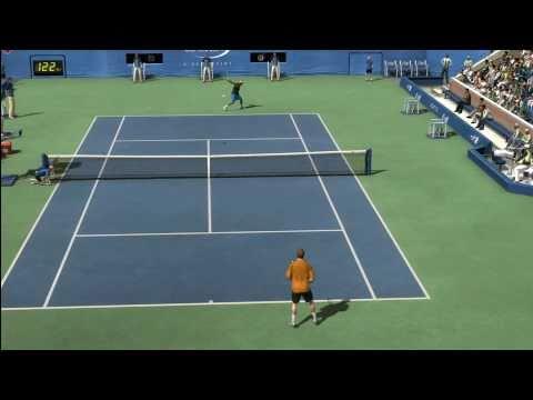 Top Spin 3 - Boris ベッカー vs. James ブレーク - Part 2