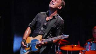 Watch Bruce Springsteen Crush On You video