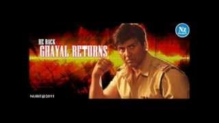 Ghayal Returns - GHAYAL RETURNS 2013