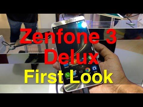 ASUS Zenfone 3 Deluxe: First Look | Digit.in