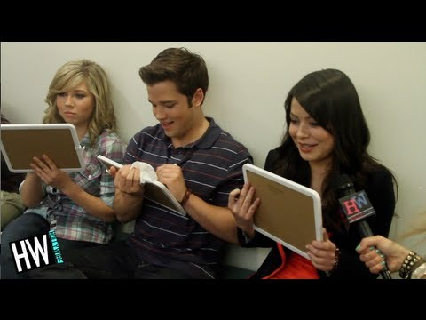 iCarly Cast Call Outs - Silly Game!