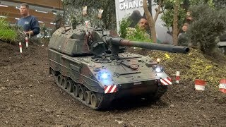 RC Military Vehicles I RC TANK I  Military Action I Military Construction Equipment I R.K. Modellbau