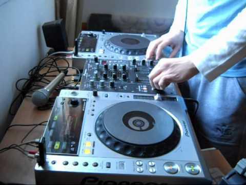 DJ Jenix - Opening summer hits mix