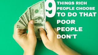 9 things rich people choose to do that poor people don't|engagement rings|jewelry