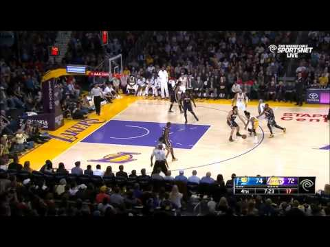 Nick Young Full Highlights (04.01.14) vs. Pacers - 22 pts