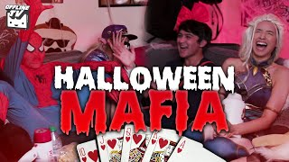 SO INTENSE!! HALLOWEEN MAFIA ft. Michael Reeves Pokimane LilyPichu Toast Fedmyster Scarra & Fuslie