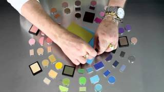 Makeup Color Wheel | What Colors Look BEST On You! | Learn Make Up Color Theory // Robert Jones