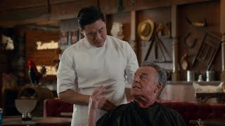 Louis Huang Tries Being a Barber - Fresh Off the Boat