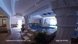 Tour of The Royal Playa del Carmen Adults only All Inclusive Resort
