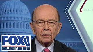 Wilbur Ross: 'The first big step' towards dealing with China