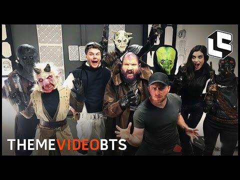 Behind The Scenes: GUARDIANS - Loot Crate May 2017 Theme Video