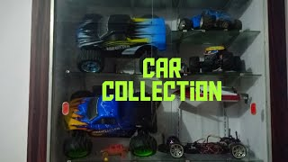 My RC car collection