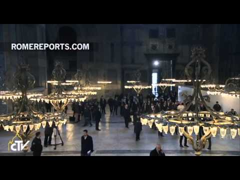 Pope Francis becomes the fourth Pope to visit the Hagia Sophia in Istanbul