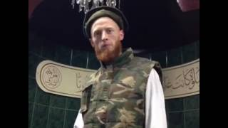 A man who raps about my religion which is Islam!100 percent awesome