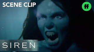 Siren | Season 1, Episode 1: Ryn's Mermaid Transformation | Freeform