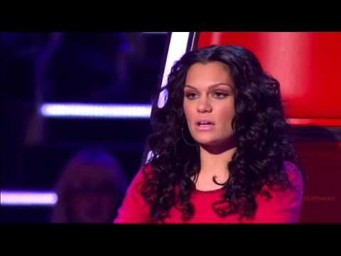 Jessie J The Voice UK Best Moments The Battle Season 2 Episode 8