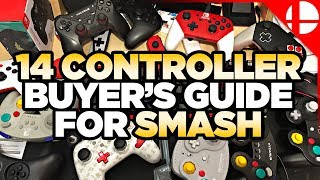 The Best Controllers for Smash Ultimate Nintendo Switch