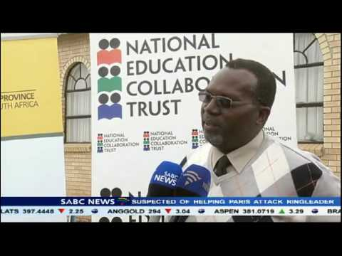 National Education Collaboration Trust programme gets green light