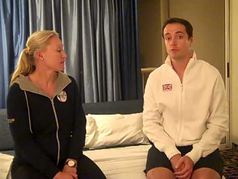 Elena Baltacha interviews Rob Hill