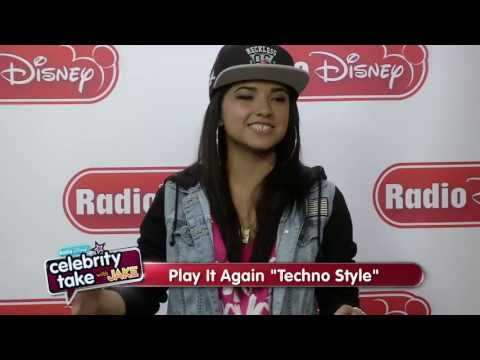 Becky G - Play It Again | Radio Disney