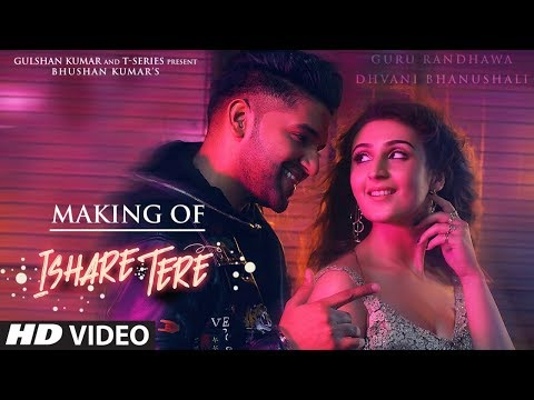 Download Lagu  Making Of ISHARE TERE Song | Guru Randhawa | Dhvani Bhanushali Mp3 Free