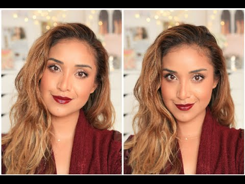 10 Minute Fall Makeup Tutorial w/ Glowing Skin