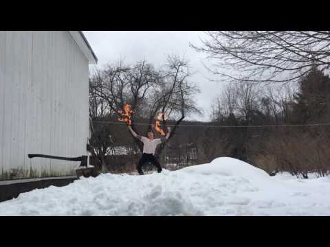 Download Lagu White Flag (Whitebear Remix) - Tara Walsh / Fire Dancing in the Snow MP3 Free