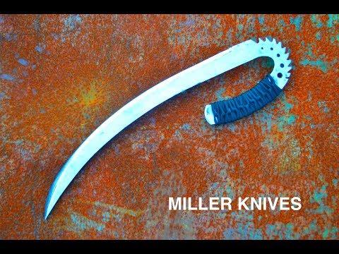 Forging The Chronicles of Riddick Ulak Knife