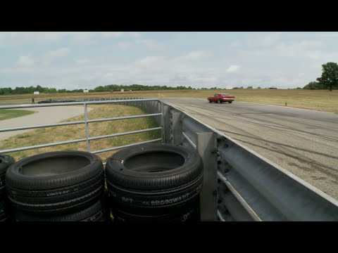 2012 Chevy Camaro ZL1 vs. Mark Stielow's Red Devil '69 Camaro - HOT ROD Unlimited Episode 13