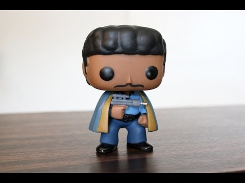 Lando Calrissian Star Wars Funko Pop review