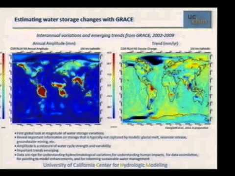 Jay Famiglietti, Water Cycle Change and the Human Fingerprint