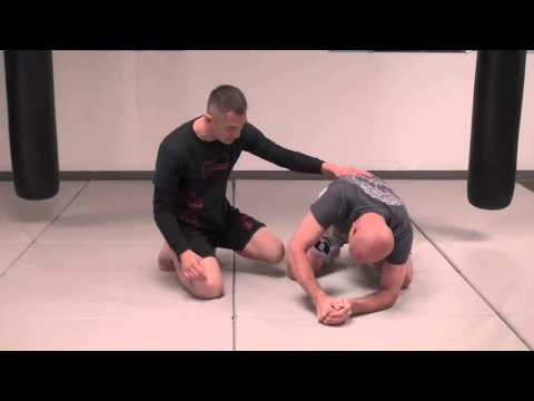 How to Do the Crucifix in Brazilian Jiu Jitsu Image 1