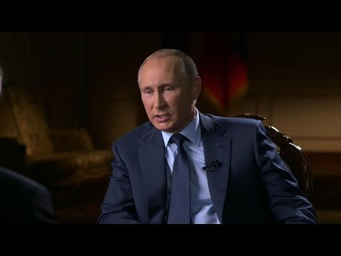 Preview: Vladimir Putin reveals what he admires about America
