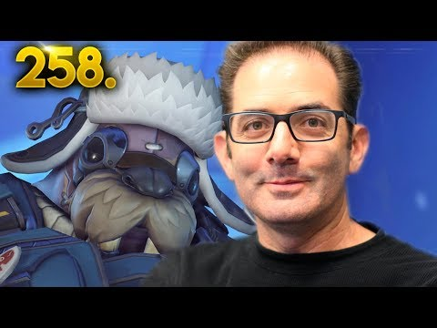 Scammed by Jeff..?! | OVERWATCH Daily Moments Ep. 258 (Funny and Random Moments)