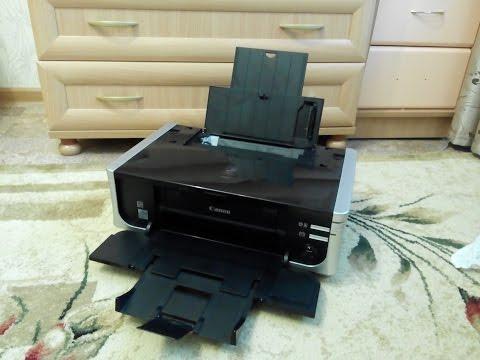 Как разобрать принтер Canon Pixma IP4500