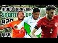 RELATÓRIO DO PLANTEL // Modo Carreira #20 Sporting CP [FIFA 17]