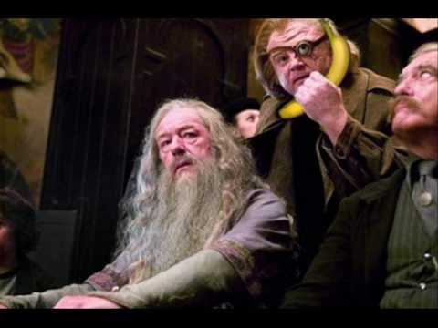 Harry Potter: Bananaphone!