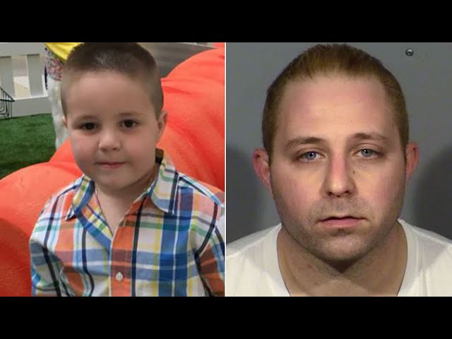 Father Pleads Guilty to Killing Son Months After He Claimed Child Was Missing