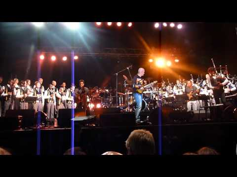 Dan Ar Braz&Bagad Kemper - Land (Live in Lorient, 2012)