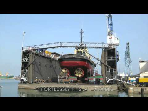 Damen Floating Drydocks