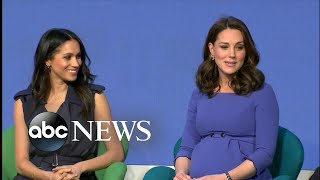 Inside Meghan Markle and Princess Kate's friendship