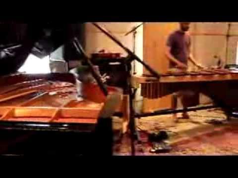 Piano na Marimba - Alfredo Sert�, Estev�o Moreira, Tiago Calderano