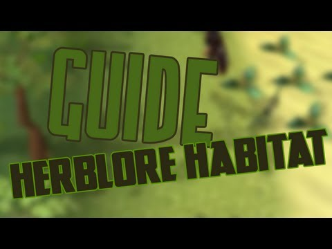 [Runescape] Herblore Habitat Guide w/ Commentary