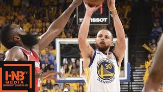 Golden State Warriors vs Houston Rockets Full Game Highlights / Game 3 / 2018 NBA Playoffs