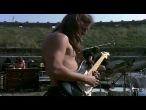 Pink Floyd - Echoes Part 1 (Live At Pompeii) [HD & Remastered Version]